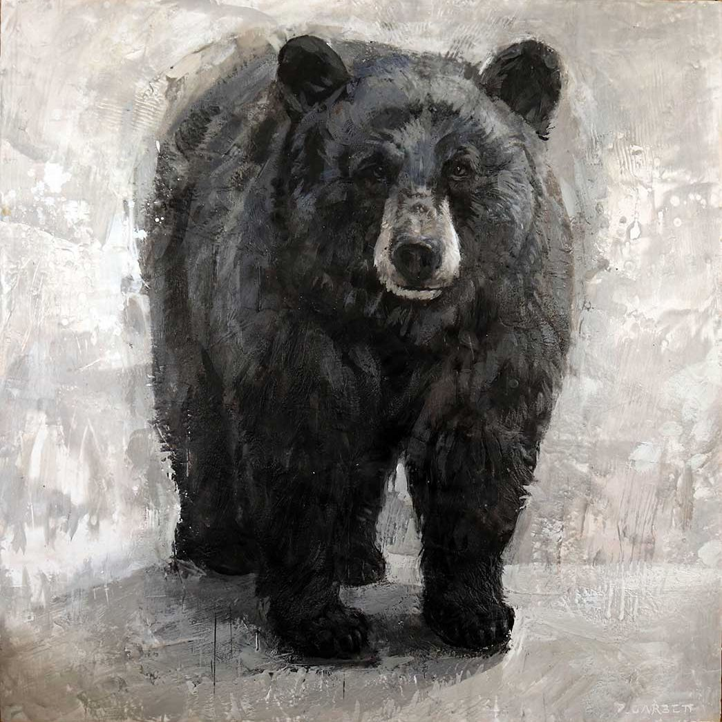 Front Bear Limited Edition Print 61-04 LEP