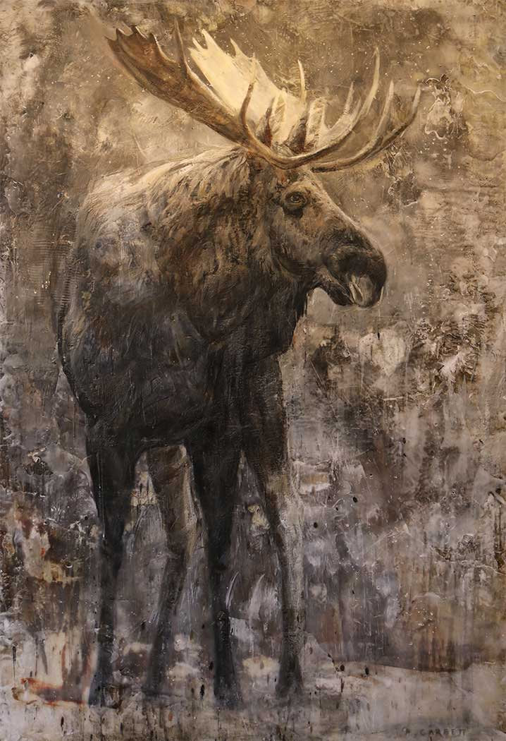 Big Moose Limited Edition Print
