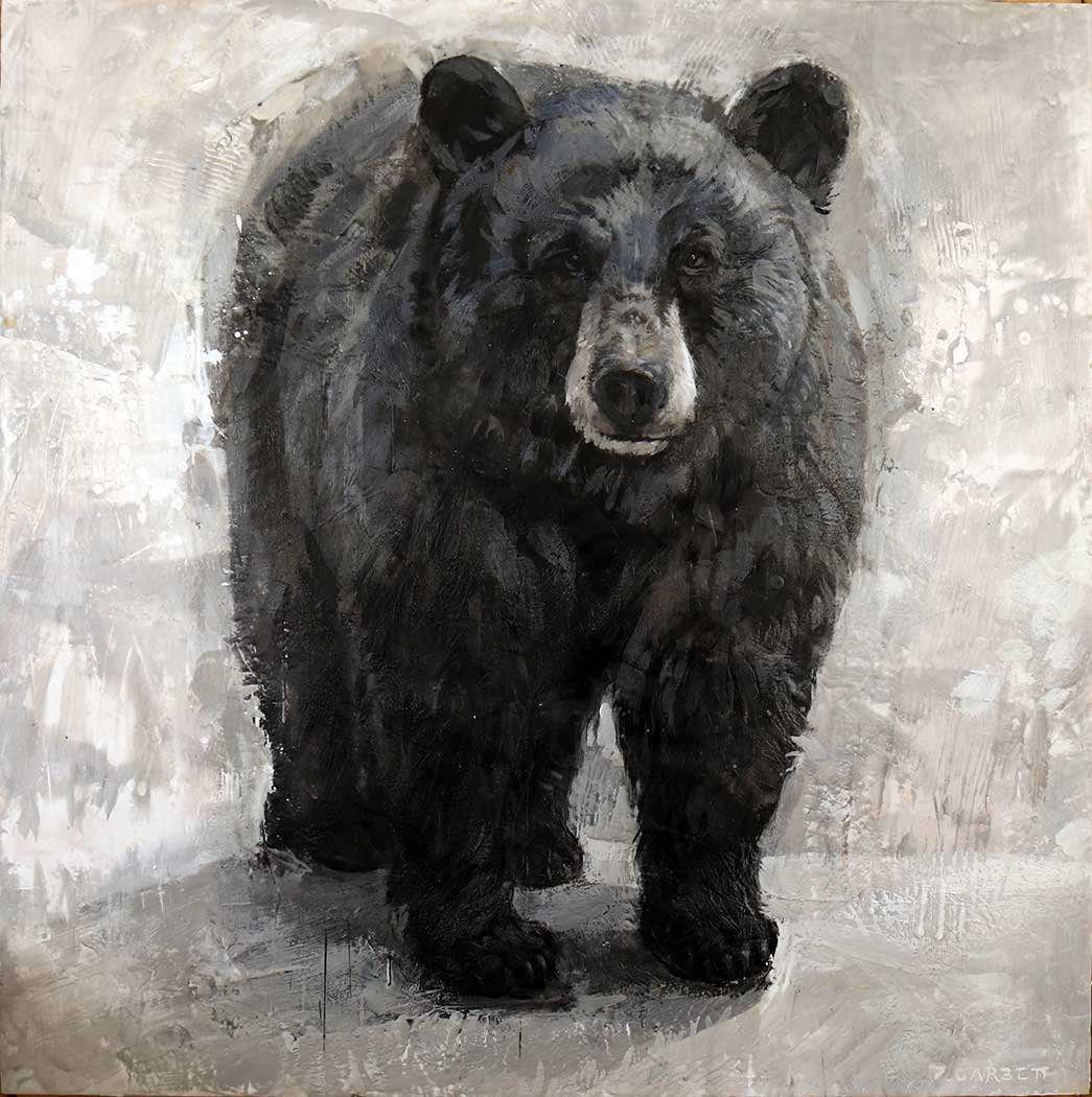 Front Bear Limited Edition Print